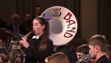 Детский духовой оркестр из Карасука: Полет шмеля и поездка на Олимпиаду