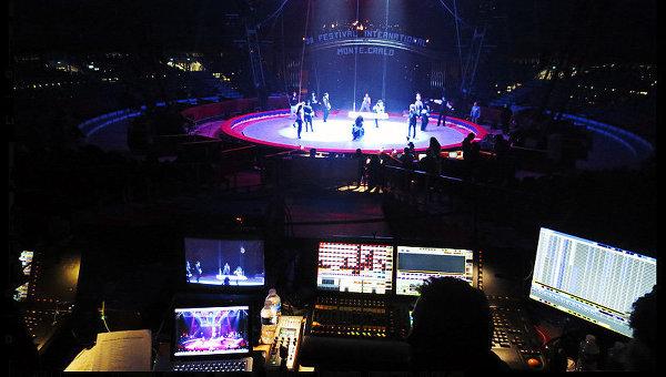 38-й Международный фестиваль циркового искусства в Монте-Карло