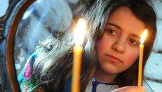 Святочные гадания и колядки в Челябинске