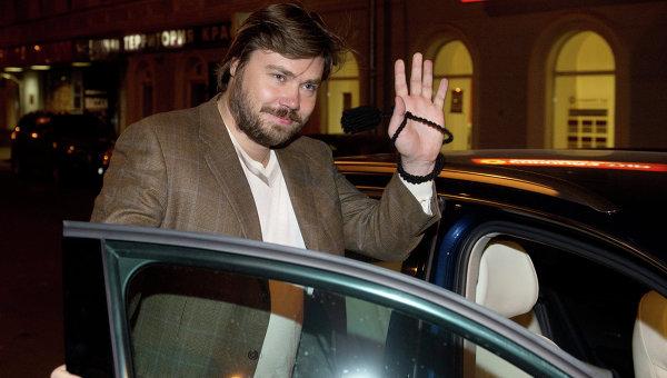Бизнесмен Константин Малофеев, архивное фото