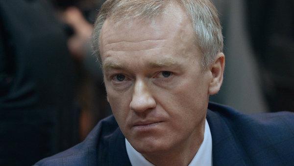 Бывший генеральный директор ОАО Уралкалий Владислав Баумгертнер. Архивное фото
