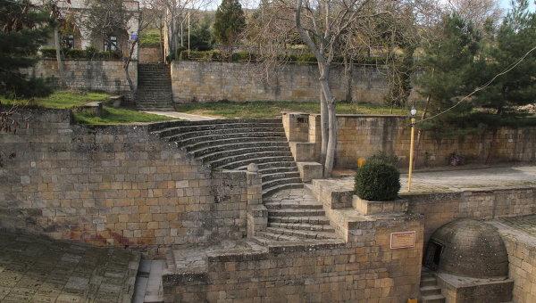 Крепость Нарын-кала в Дербенте. Архивное фото