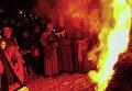 Празднование Нового года по восточному календарю. Архивное фото