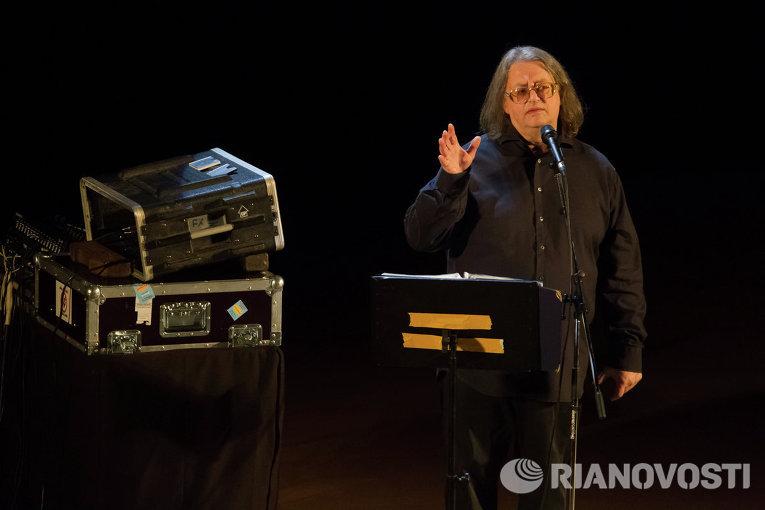 Концерт Александра Градского в Томске