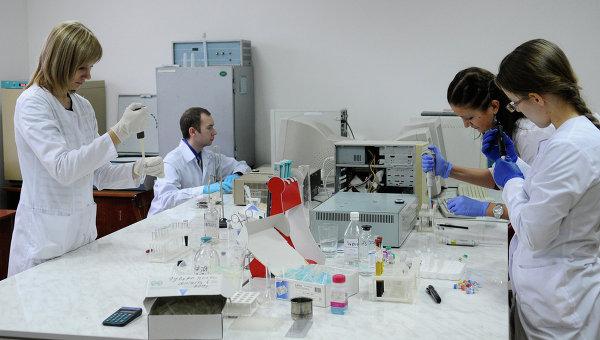 Современные научно-исследовательские и практические бактериологические ветеринарные учреждения рф