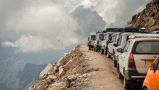 Автомобильная дорога в Индии