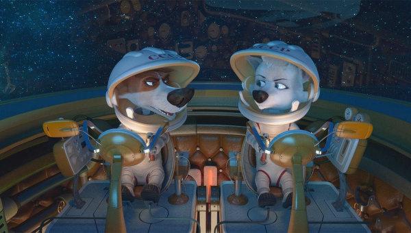 Русский мультфильм «Белка иСтрелка— 2» выйдет вамериканский прокат 26августа