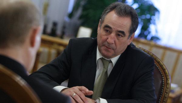 Губернатор Курганской области Олег Богомолов, архивное фото