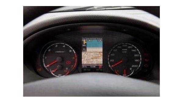 ГЛОНАСС-GPS в Ладе