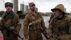 Реконструкция военной операции советских войск Магистраль в Афганистане