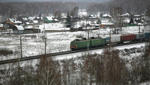 Сибирь. Архивное фото