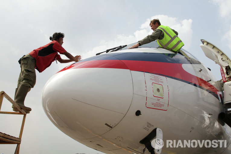 Как проводится подготовка самолета к вылету видео