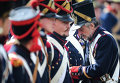 Подготовка к реконструкции Бородинского сражения