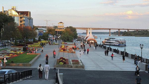 Города России. Ростов-на-Дону. Архивное фото