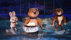 Олимпиада 2014. Церемония закрытия. Архивное фото