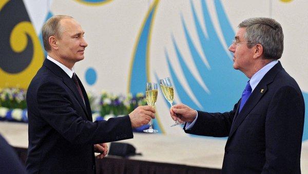 МОК огласит итоговое решение о допуске России к Олимпиаде-2018 5 декабря - Цензор.НЕТ 26