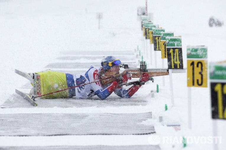 Паралимпийцы герои нашего времени РИА Новости  Паралимпийский спорт Биатлон Чемпионат России