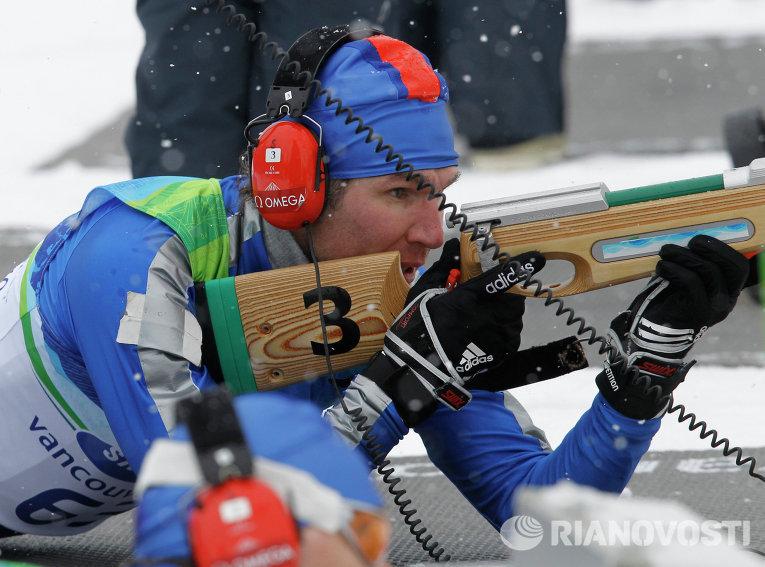 Паралимпийцы герои нашего времени РИА Новости  x Зимние Паралимпийские игры Мужчины Биатлон