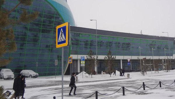 Международный аэропорт Астана