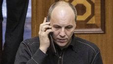 Секретарь Совета национальной безопасности и обороны Украины Андрей Парубий. Архивное фото