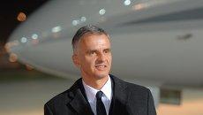 Действующий председатель ОБСЕ Дидье Буркхальтер. Архивное фото