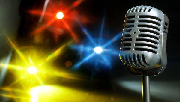 Микрофон. Архивное фото
