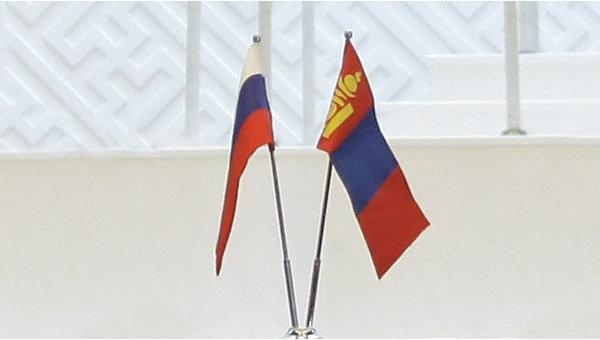 Российско-Монгольские отношения. Архивное фото