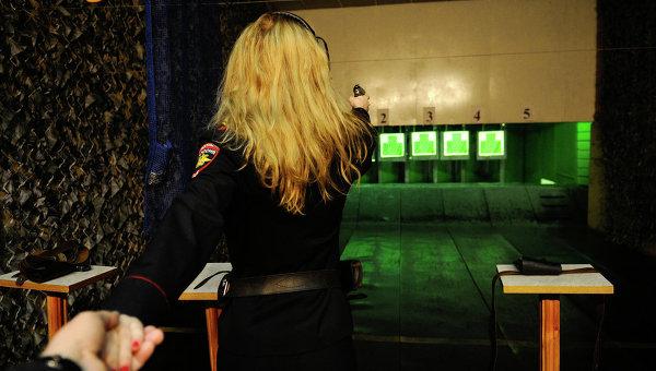 Пройдемте со мной или женщины в красноярской полиции