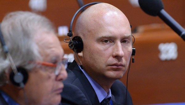 Руководитель фракции ЛДПР в Государственной Думе РФ Игорь Лебедев. Архивное фото