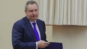 Д. Рогозин провел заседание коллегии Федерального космического агентства