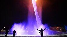 Церемония открытия XI зимних Паралимпийских игр. Событийное фото