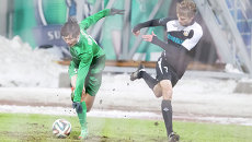 В равных условиях: Томь провела первый домашний матч