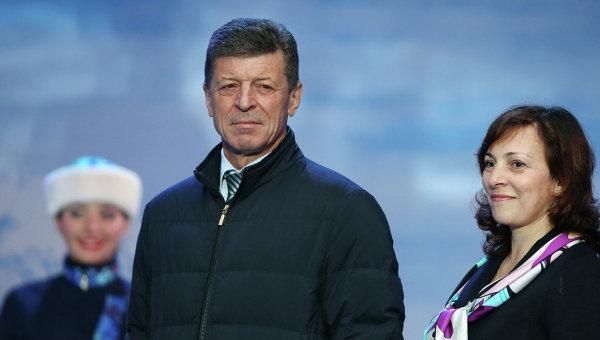 Заместитель председателя правительства РФ Дмитрий Козак. Архивное фото