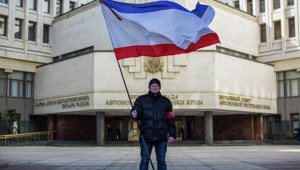 Обстановка в Крыму после референдума о присоединении к России