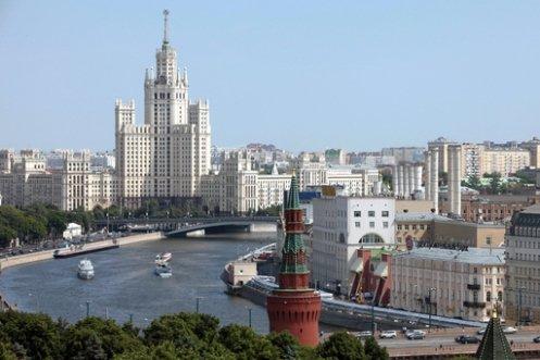 Рейтинг районов Москвы с самым дорогим жильем