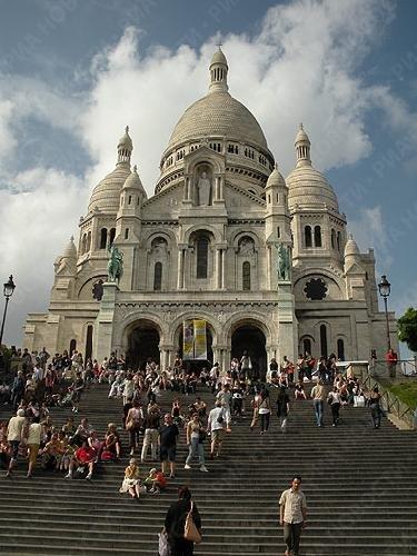 Монмартр – самая высокая точка Парижа