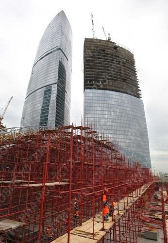 ММДЦ Москва-Сити: от эскизов до воплощения