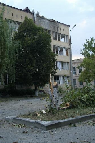 Разрушенный Цхинвали: кто и когда восстановит город?