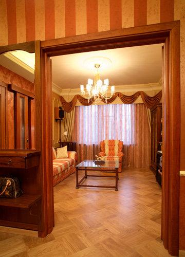 Квартира в стиле ретро: обаяние советской истории и колорит старой Москвы