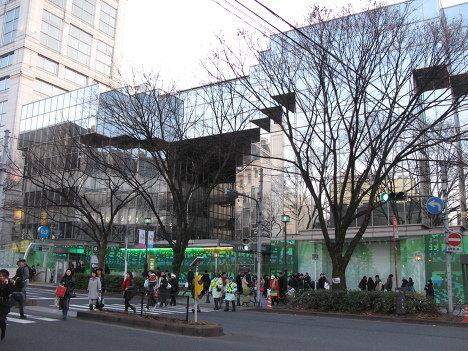 Архитектура современного Токио