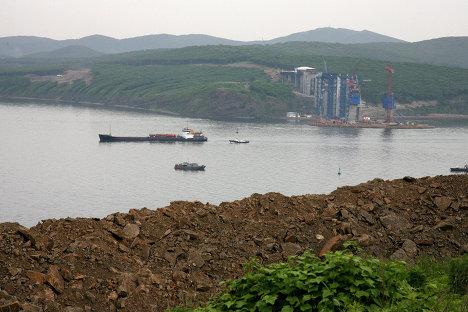Строительство газопровода Сахалин - Хабаровск - Владивосток