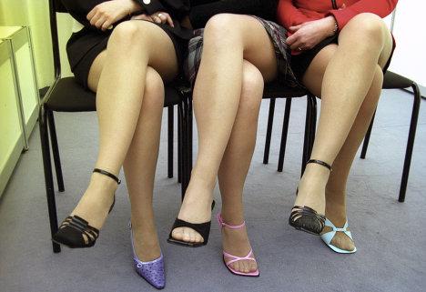 Московская международная выставка обуви МосШуз