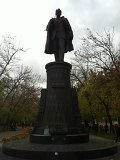 Памятник Шухову, Сретенский бульвар 2