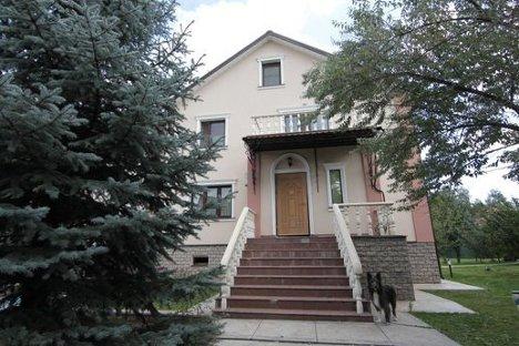Дом Ильи и Ирины Резник