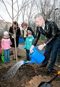 Сергей Собянин посетил новый детский сад в столичном районе Раменки