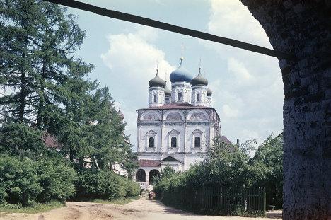 Иосифо-Волоколамский мужской монастырь