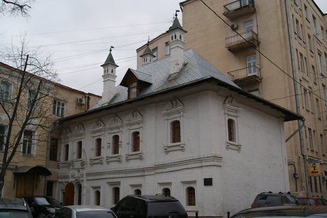 Никитские переулки