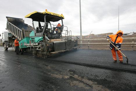 Реконструкция дорог