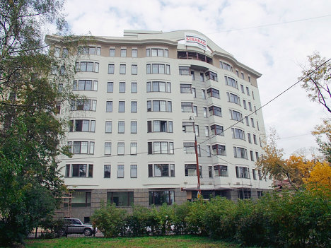 Элитный жилой дом в Москве