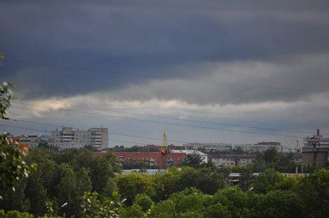 Радуга в Омске